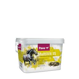Supplementen - Multivit 15 € 32.95